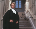 Jenny Seagrave Genuine Signed Autograph #16